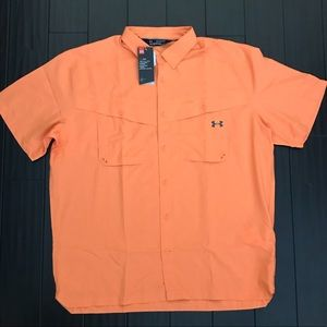 Under Armour Tide Chaser Button Up